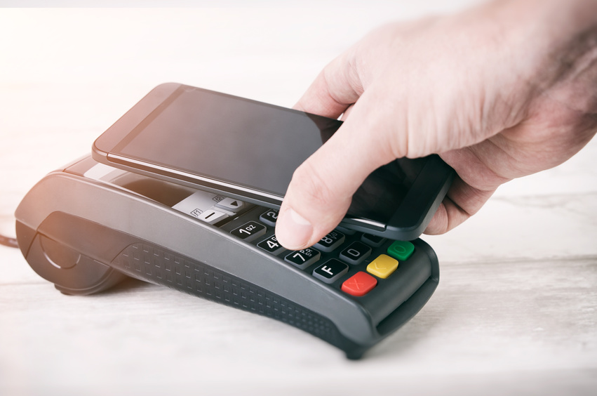 EFT POS Point of Sale Terminal with NFC, Tap & Go, RFID, Bluetooth, WLAN, WIFI, Apple Pay, Google Pay, EMV, Chip, Display, Cashier, Key In, Magnetic Stripe, Settlement, Cut-Off, Merchant, Clearing, VISA, MasterCard, Visa Electron, Maestro, VPay, Cirrus, EC cash, eCash, DCC